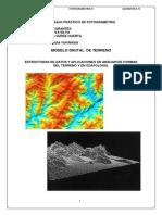 Modelo Digital Del Terreno