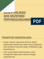 Bab Vii Akuntansi Pertanggungjawaban