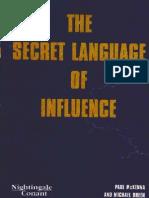 Paul Mckenna - The Secret Language of Influence - Manual