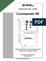 Commander SE Advanced User Guide