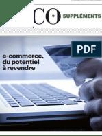Dossier Les Ecos E-commerce Dupotentiel a Revendre