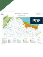 DCNR –  Map 59 –  Glacial Deposits of Pennsylvania