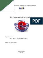 Cours Complet Commerce Electronique