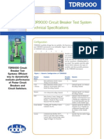 TDR9000TechnicalSpecification12-05s