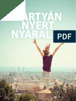 Városkártyák Európában