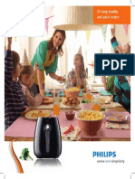 Airfryer Recipe Booklet English-Single