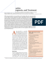 Diagnosis and Treatment Pancreatitis
