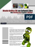 Diseño gráfico 3D con Software Libre - Una Introducción Práctica a Blender