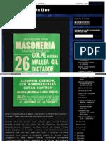 Informaciones Sobre Masoneria