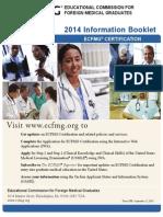 ECFMG 2014
