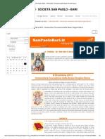8 Dicembre 2013 - Immacolata Concezione Della Beata Vergine Maria