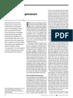 FDI in Retail and Dalit Entrepreneurs