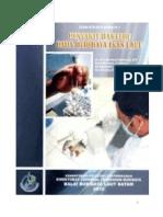 Buku Penyakit Bakteri Pada Ikan Laut