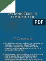 Echipamente - Introducere in Comunicatii