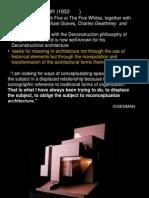 20th c. Architects Part3