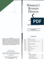 13 SS Handschar Bosnian Division