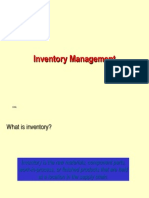 Inventory PPT(EOQ)