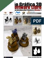Manual de Diseño Grafico - Manual de Blender 3D hecho por Escuela Superior de Informatica