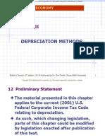 Session Xii Depreciation