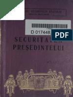 Securitatea presedintelui