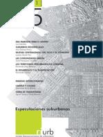 Revista Iberoamericana de Urbanismo 5