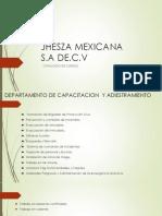 Cursos de JHESZA MEXICANA