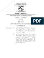 (7)Perda-kabbandung No. 7 Th . 2012 Ttg Izin Lokasi