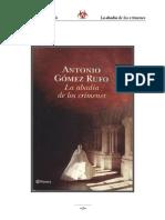 Gomez Rufo Antonio - La Abadia de Los Crimenes