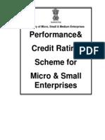 Credit Rating Scheme