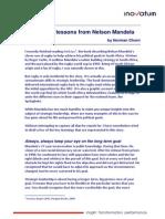 Leadership Lessons From Mandela 1