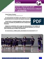 40 Plan Futsal Femenino