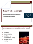 Safety in Hospitals
