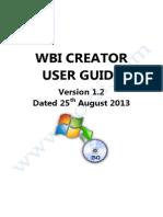Wbi Creator