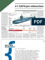 Novos Submarinos do Brasil