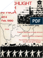 Communalism and Socialism in Africa