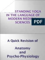 Dr. Mukund Vinayak Bhole - Understanding Yoga in the Language of Modern Medical Science