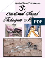 Emotional Sound Techniques Manual Download