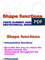 4 Shape Functions1