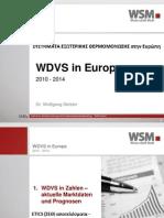 ETICS - Έρευνα αγοράς_ europa 2010 - 2014