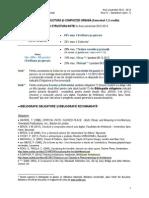 Bibliografie Structura Si Comp Urbana