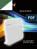 HG658 Home Gateway User Guide-Romanian