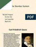 AG5-Modular Number System