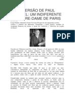A CONVERSÃO DE PAUL CLAUDEL