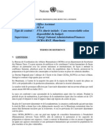 TDR Office Assistant GS-4