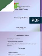 Slide Oficial Cromatografia