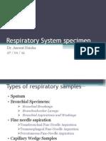 Respiratory Cytology (2)
