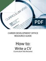 Resource Guide CV