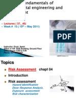 Wk _ 15 Risk Assessment