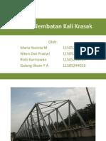 Analisis Jembatan Kali Krasak_Maria Dkk