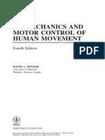 2ruUn Biomechanics and Motor Control of Human Movement Fourth Edition